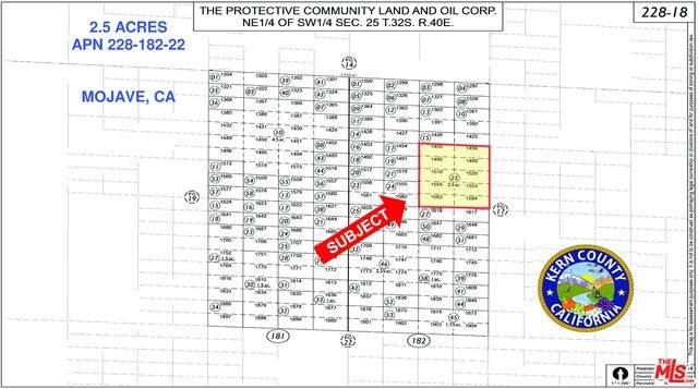 1 273 E, Mojave, CA 93501 (#21-729204) :: Angelo Fierro Group | Compass