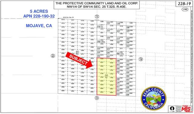 1 272 E, Mojave, CA 93501 (#21-729208) :: Angelo Fierro Group | Compass
