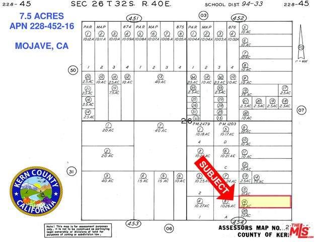 1 270 E St, Mojave, CA 93501 (#21-729210) :: Angelo Fierro Group | Compass