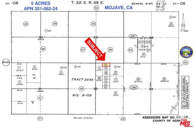 1 268 E, Mojave, CA 93501 (#21-729216) :: Angelo Fierro Group | Compass