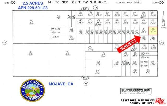 1 Bay Ave, Mojave, CA 93501 (#21-729218) :: Angelo Fierro Group | Compass
