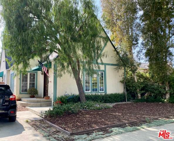 129 S La Jolla Ave, Los Angeles, CA 90048 (#21-729284) :: Lydia Gable Realty Group