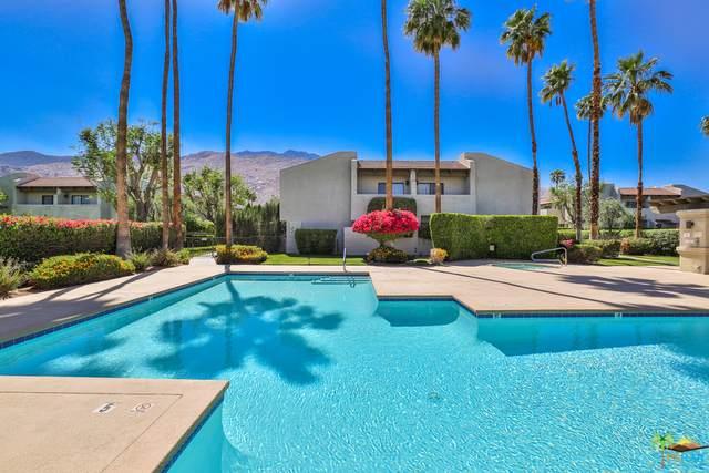 351 N Hermosa Dr 4C1, Palm Springs, CA 92262 (MLS #21-729354) :: Zwemmer Realty Group
