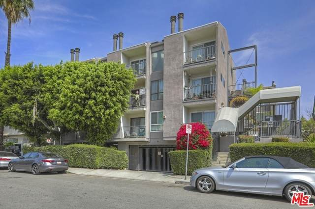 6525 La Mirada Ave #112, Los Angeles, CA 90038 (#21-729470) :: Lydia Gable Realty Group