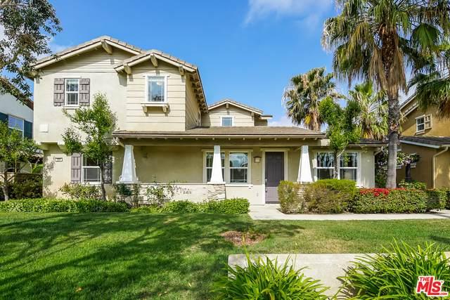 525 Village Commons Blvd, Camarillo, CA 93012 (MLS #21-729508) :: The John Jay Group - Bennion Deville Homes