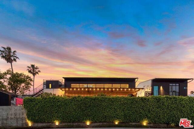 813 Palms Blvd, Venice, CA 90291 (#21-729756) :: Berkshire Hathaway HomeServices California Properties