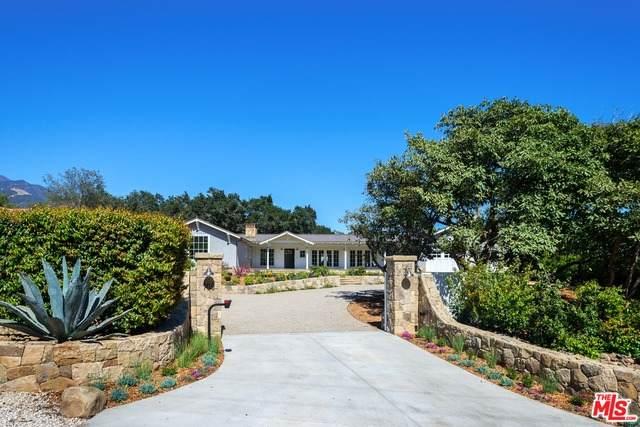 700 Romero Canyon Rd, Santa Barbara, CA 93108 (MLS #21-729798) :: The Jelmberg Team