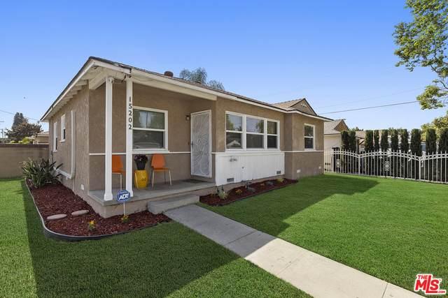 15202 Crossdale Ave, Norwalk, CA 90650 (#21-729832) :: Angelo Fierro Group | Compass