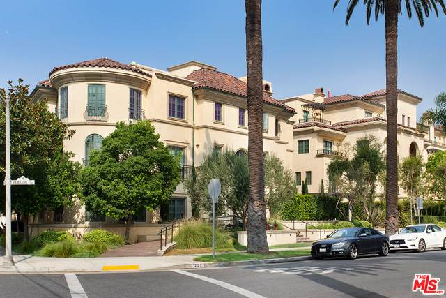 227 S Hamilton Dr #213, Beverly Hills, CA 90211 (#21-729844) :: Berkshire Hathaway HomeServices California Properties