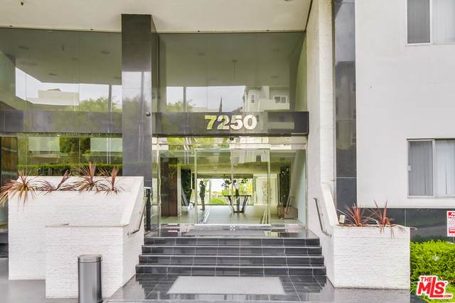 7250 Franklin Ave #206, Los Angeles, CA 90046 (MLS #21-729916) :: The Sandi Phillips Team