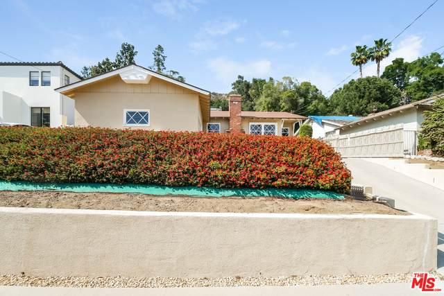 739 Crescent Dr, Monrovia, CA 91016 (#21-729992) :: Montemayor & Associates
