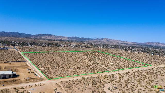 0 Sunnyslope Dr, Yucca Valley, CA 92284 (MLS #21-730062) :: Zwemmer Realty Group