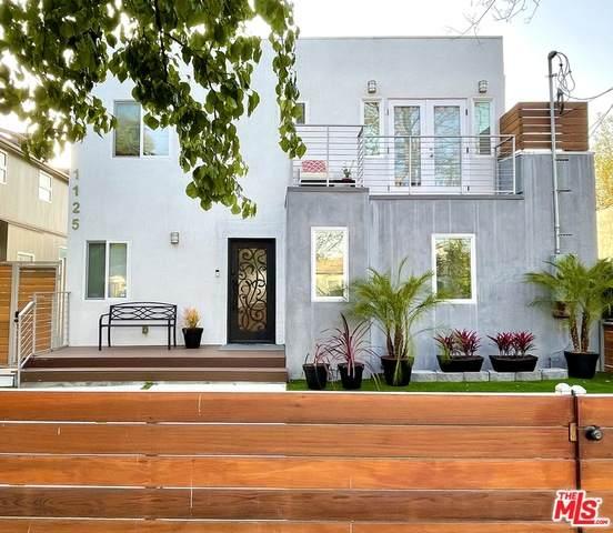 1125 Marco Pl, Venice, CA 90291 (#21-730168) :: Berkshire Hathaway HomeServices California Properties