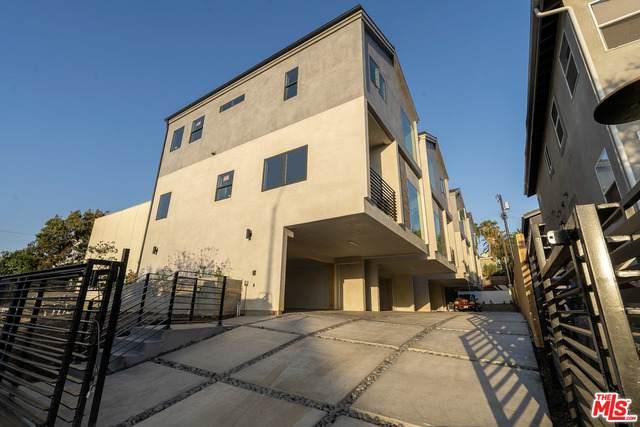 140 N Carondelet St, Los Angeles, CA 90026 (#21-730196) :: The Pratt Group