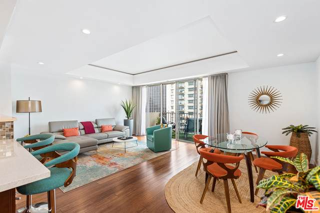 2170 Century Park 1204S, Los Angeles, CA 90067 (#21-730494) :: Berkshire Hathaway HomeServices California Properties