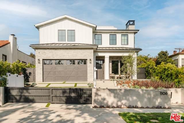 1106 Fiske St, Pacific Palisades, CA 90272 (#21-730626) :: Berkshire Hathaway HomeServices California Properties