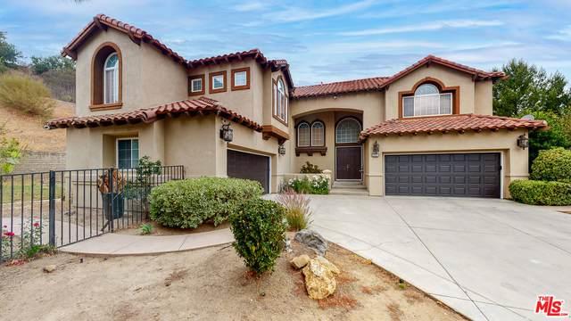 3891 Marks Rd, Agoura Hills, CA 91301 (#21-730650) :: Randy Plaice and Associates