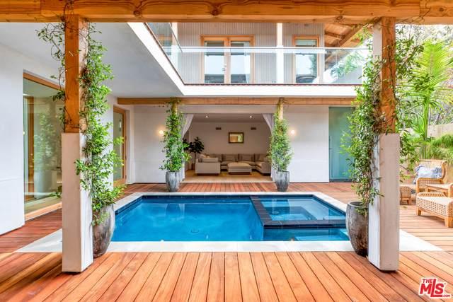 632 Brooks Ave, Venice, CA 90291 (#21-730776) :: Berkshire Hathaway HomeServices California Properties