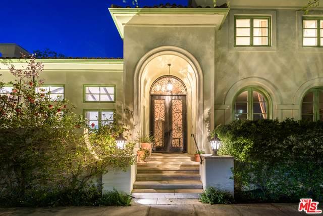 1709 Georgina Ave, Santa Monica, CA 90402 (#21-731122) :: Berkshire Hathaway HomeServices California Properties