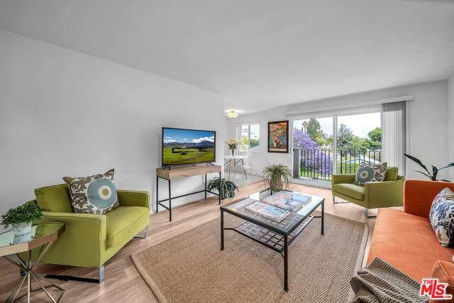 2308 Schader Dr #204, Santa Monica, CA 90404 (#21-731182) :: Berkshire Hathaway HomeServices California Properties