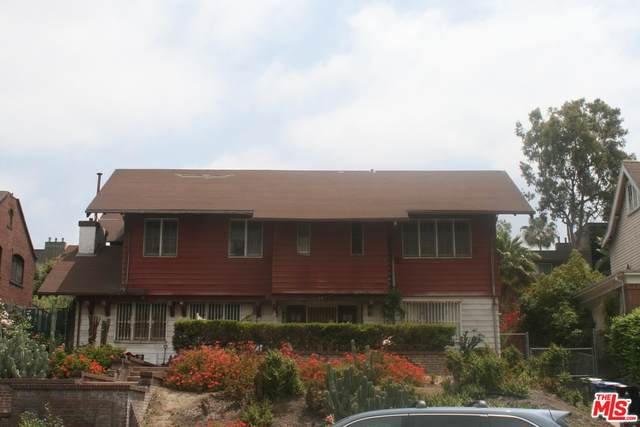 344 S Kingsley Dr, Los Angeles, CA 90020 (#21-731228) :: The Pratt Group