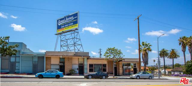 7615 Crenshaw Blvd, Los Angeles, CA 90043 (#21-731262) :: Montemayor & Associates