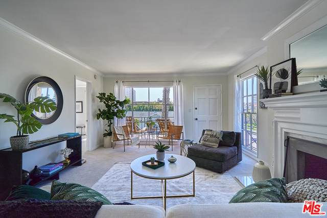 609 Washington Ave D, Santa Monica, CA 90403 (#21-731274) :: Lydia Gable Realty Group