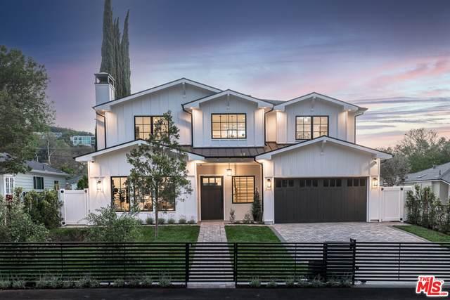 4005 Alcove Ave, Studio City, CA 91604 (#21-731312) :: Berkshire Hathaway HomeServices California Properties