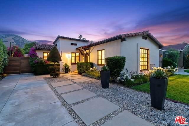 4254 Brunswick Ave, Los Angeles, CA 90039 (#21-731378) :: Berkshire Hathaway HomeServices California Properties