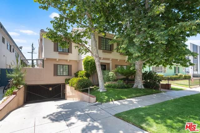 928 11Th St #5, Santa Monica, CA 90403 (#21-731464) :: Berkshire Hathaway HomeServices California Properties