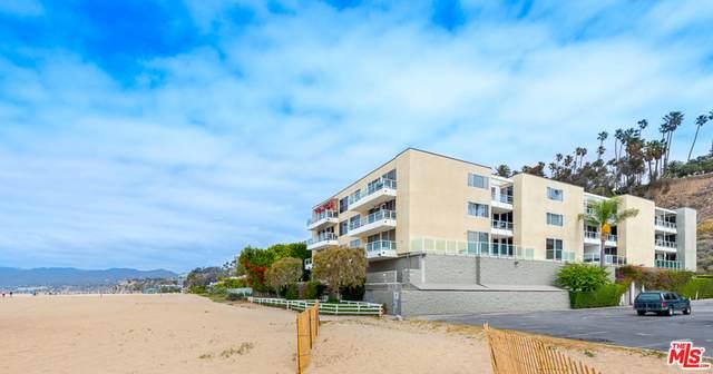 723 Palisades Beach Rd #101, Santa Monica, CA 90402 (#21-731494) :: Berkshire Hathaway HomeServices California Properties
