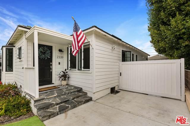 2339 29Th St, Santa Monica, CA 90405 (#21-731594) :: Berkshire Hathaway HomeServices California Properties