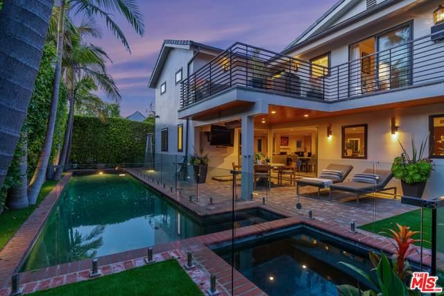 3201 Viola Pl, Marina Del Rey, CA 90292 (#21-731634) :: Berkshire Hathaway HomeServices California Properties