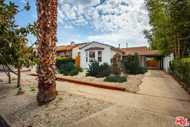 524 N Curson Ave, Los Angeles, CA 90036 (#21-731680) :: TruLine Realty