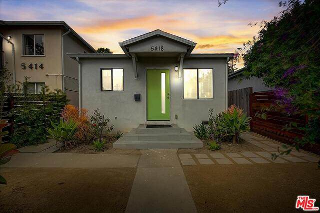 5418 Inglewood Blvd, Culver City, CA 90230 (#21-731868) :: Lydia Gable Realty Group