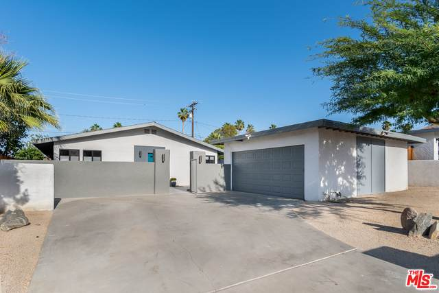38070 Chris Dr, Cathedral City, CA 92234 (MLS #21-731880) :: The Jelmberg Team