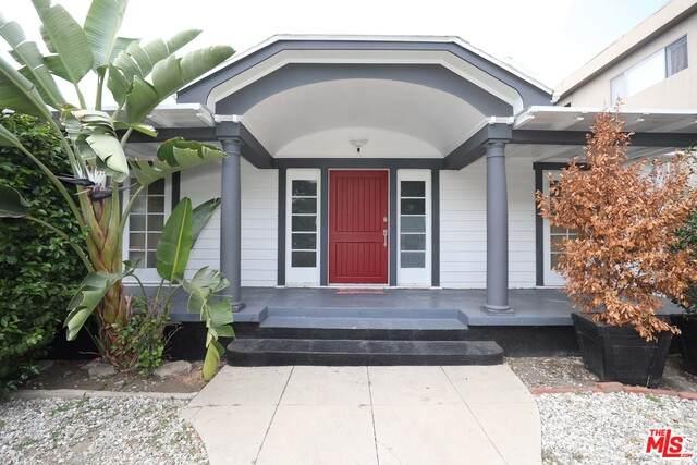 1019 N Gardner St, West Hollywood, CA 90046 (#21-731904) :: Compass