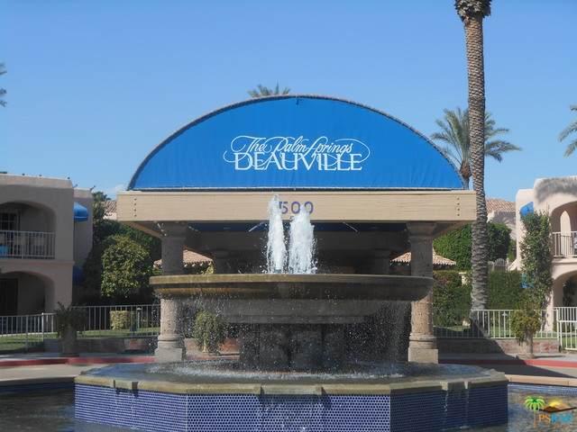 500 E Amado Rd #203, Palm Springs, CA 92262 (#21-731962) :: The Pratt Group