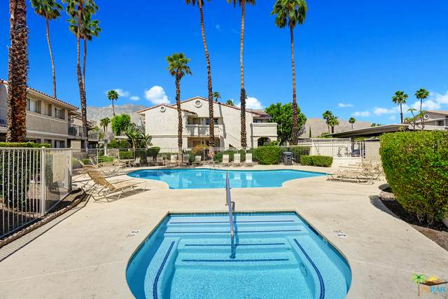 505 S Farrell Dr J58, Palm Springs, CA 92264 (#21-732320) :: The Parsons Team