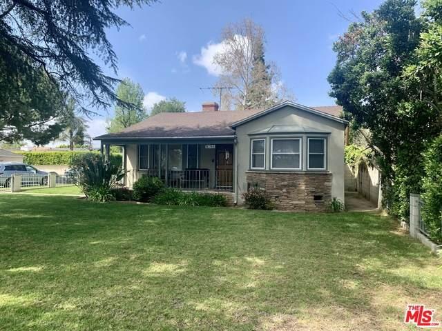 13627 Chandler Blvd, Sherman Oaks, CA 91401 (#21-732434) :: The Parsons Team
