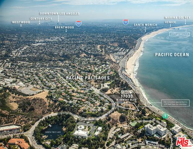 17030 W Sunset Blvd, Pacific Palisades, CA 90272 (#21-733072) :: TruLine Realty