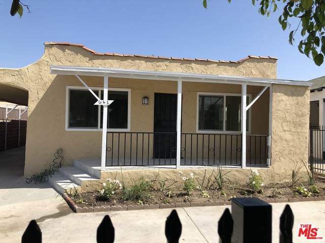 641 E 95Th St, Los Angeles, CA 90002 (#21-733096) :: The Pratt Group