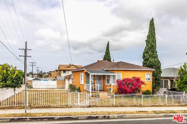 13439 Ramona Ave, Hawthorne, CA 90250 (#21-733528) :: Angelo Fierro Group | Compass