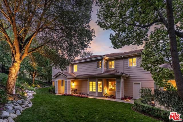 1051 Cherry Creek Cir, Westlake Village, CA 91362 (#21-733598) :: The Grillo Group