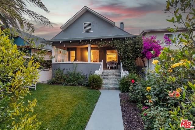 31 Dudley Ave, Venice, CA 90291 (#21-733744) :: The Pratt Group