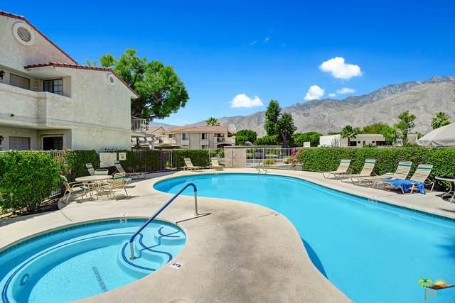 2001 E Camino Parocela Q121, Palm Springs, CA 92264 (#21-734108) :: The Grillo Group