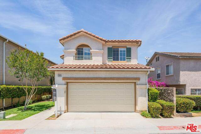 598 Yarrow Dr, Simi Valley, CA 93065 (#21-734210) :: Angelo Fierro Group | Compass