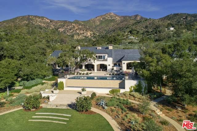 945 Lilac Dr, Montecito, CA 93108 (#21-734356) :: The Pratt Group
