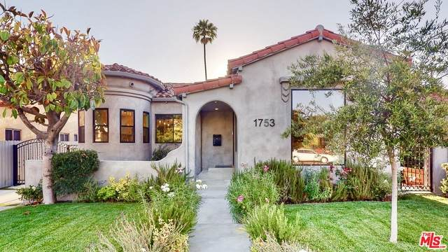 1753 Stearns Dr, Los Angeles, CA 90035 (#21-734378) :: Montemayor & Associates