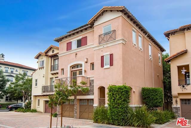5732 Celedon Crk, Playa Vista, CA 90094 (#21-734836) :: Lydia Gable Realty Group